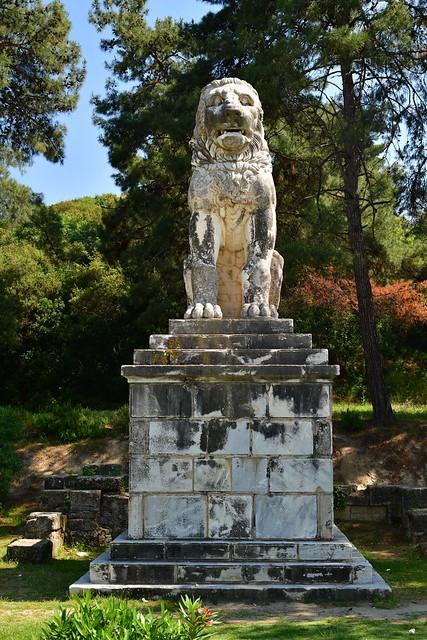 Lion of Amphipolis