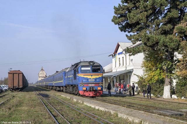 UZ- M62-1391 @ Vynohradiv (Виноградів) 20-10-2019