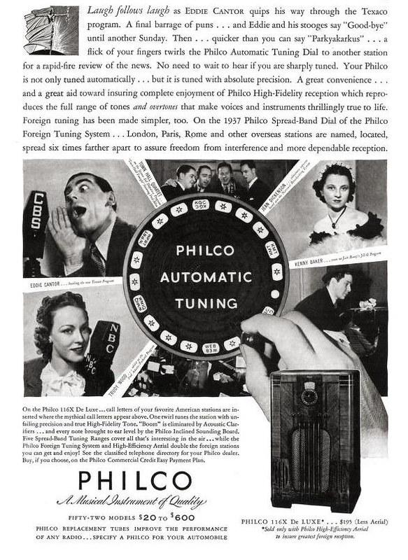 Philco 1936