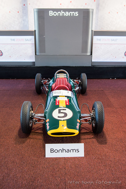 Lotus Type 49 F1 'Jim Clark' Child's Car