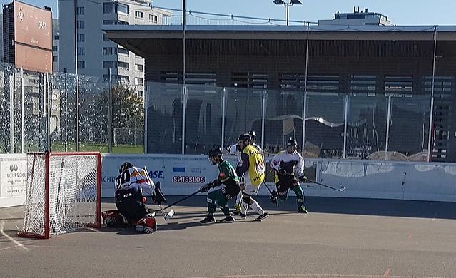 NLA 26.10.2019 vs. Oberwil