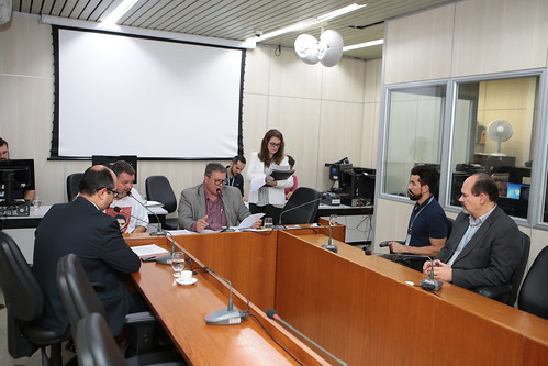 16ª Reunião - Comissão Especial de Estudo - Reunião para debater sobre as propostas de alteração do Código de Posturas do Município de Belo Horizonte