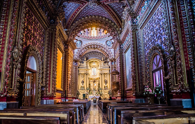 2019 - Mexico - Morelia - 10 - Sanctuary of Guadalupe