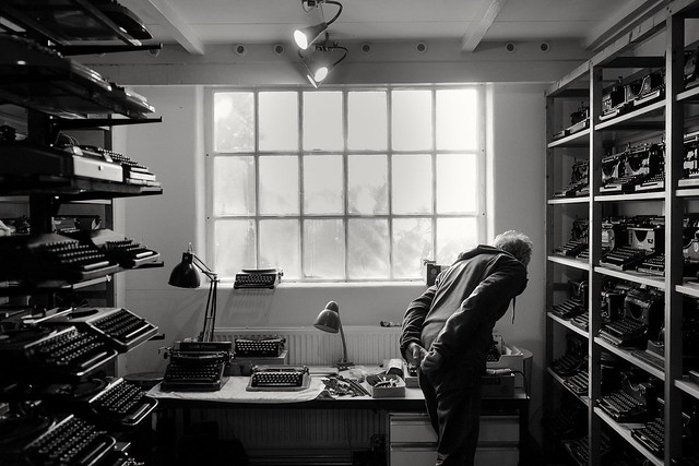 Typewriter Collector