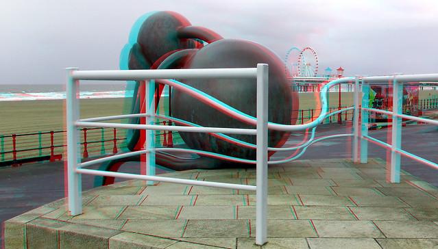 Tom Otterness Scheveningen Boulevard 3D