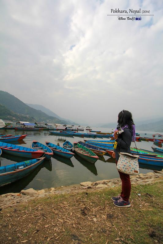 2014 Nepal Pokhara Lakeside 3