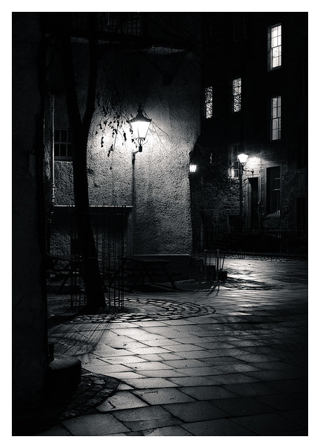 Back Streets, Royal Mile, Edinburgh(4)