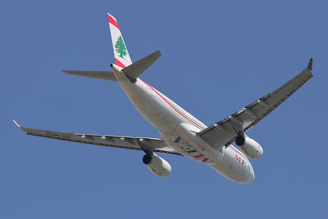 MEA Airbus A330-200 OD-MED