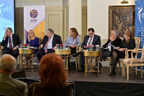 CS01904_28.11.2019: «Δείκτης Ποιότητας Νομοθέτησης: Τι πρέπει να αλλάξει σε εθνικό και ευρωπαϊκό επίπεδο;»