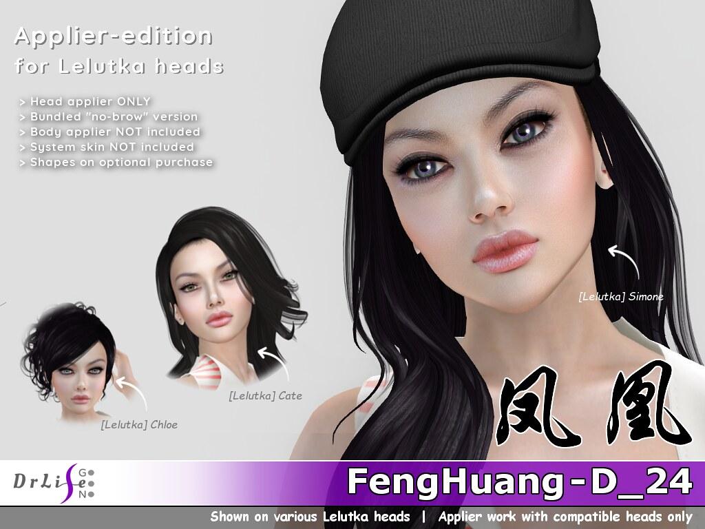 FengHuang-D_24 (Lelutka Applier)
