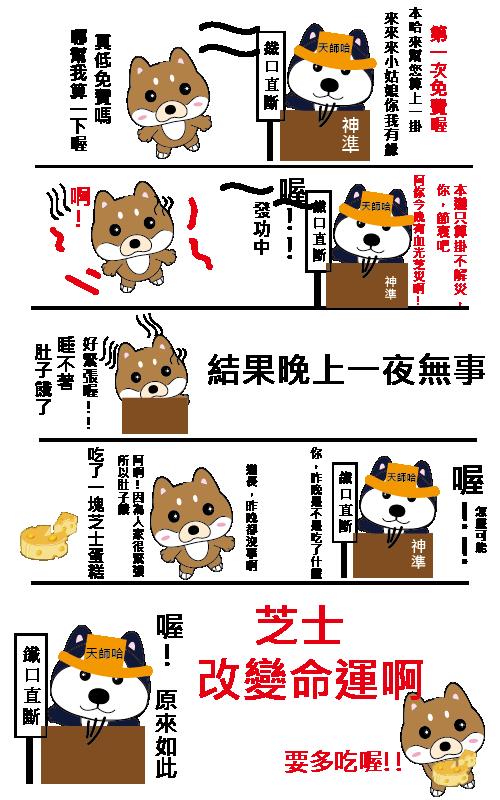 芝士改變命運20190517