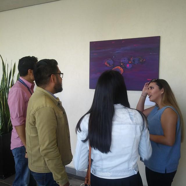 Exposición Genoma Art
