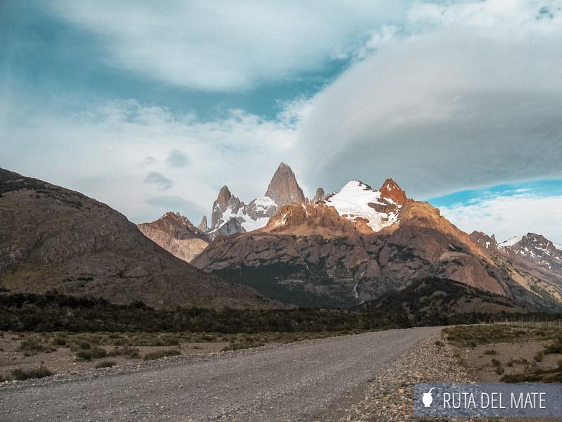 Cerro Fitz Roy en El Chaltén