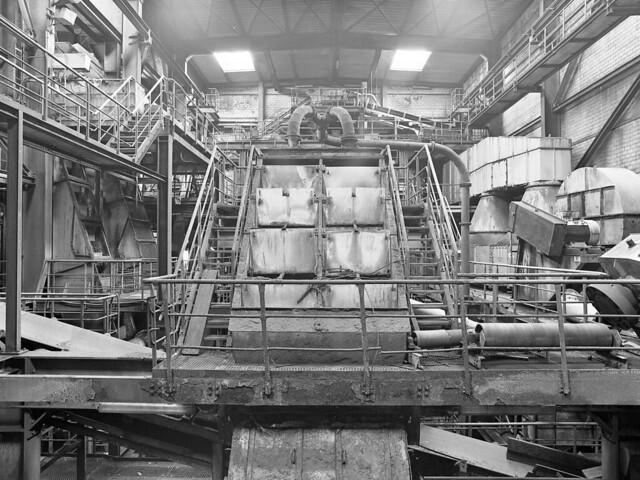 coal washing station