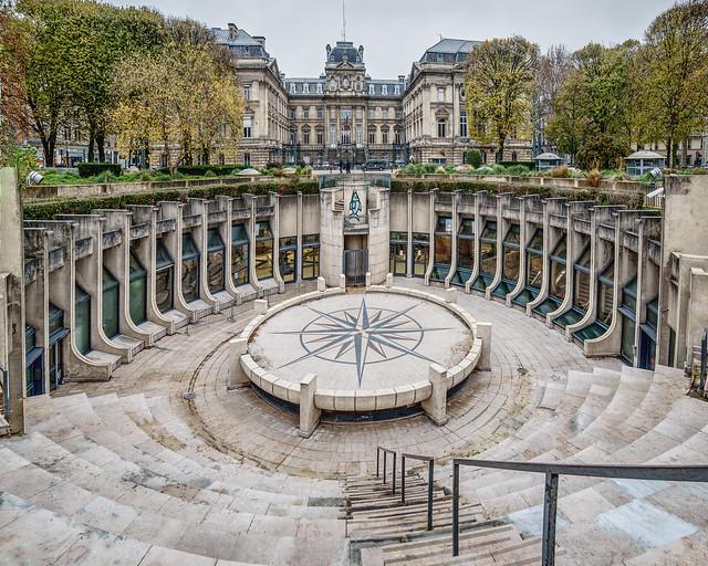 station de métro République- Beaux-art