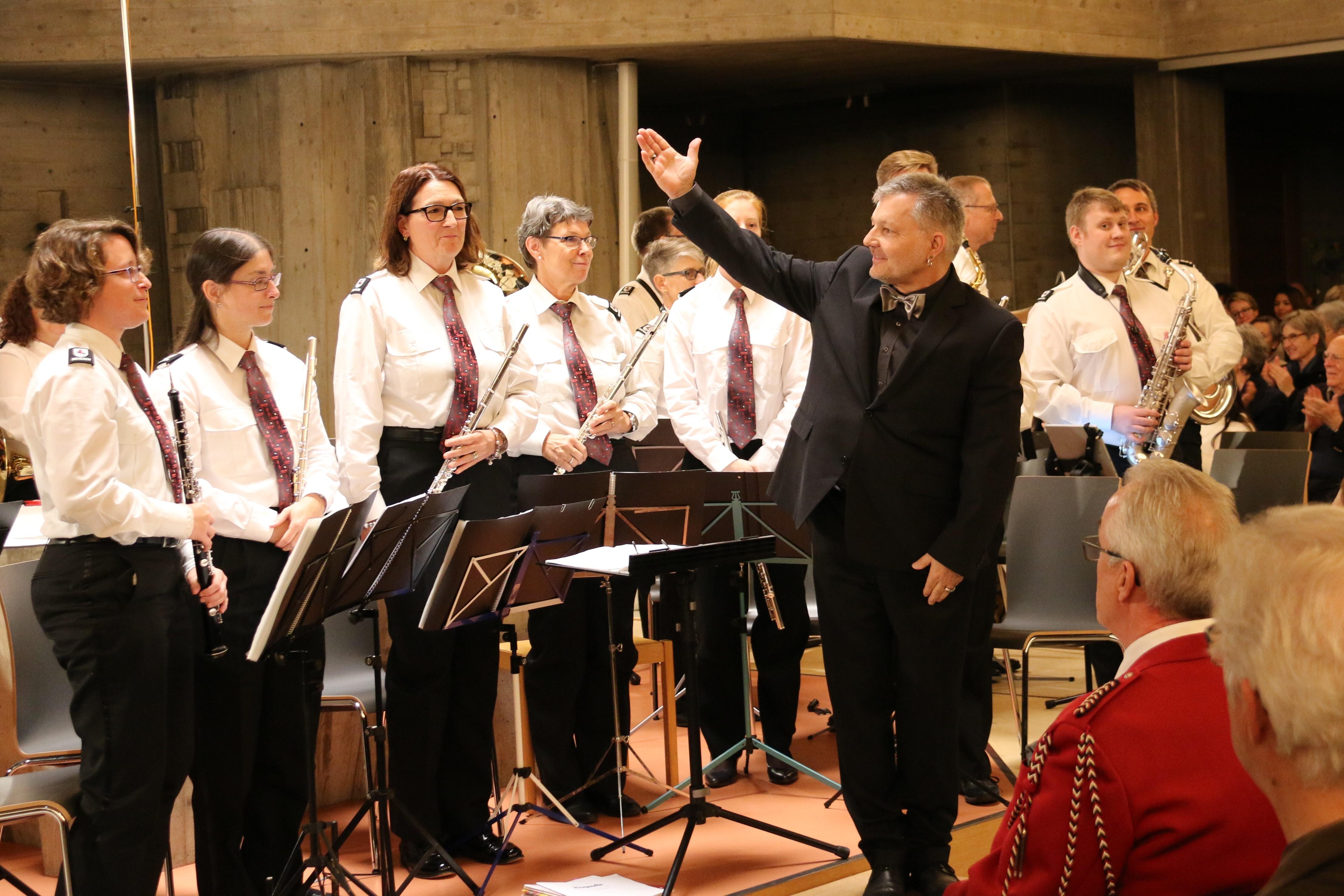 Kirchenkonzert am 24. November in der Kath. Kirche