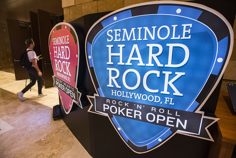 Seminole & WPT Branding