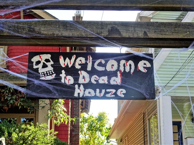 Welcome to Dead Houze