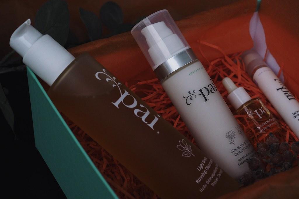 Pai Skincare luonnonkosmetiikkasarja