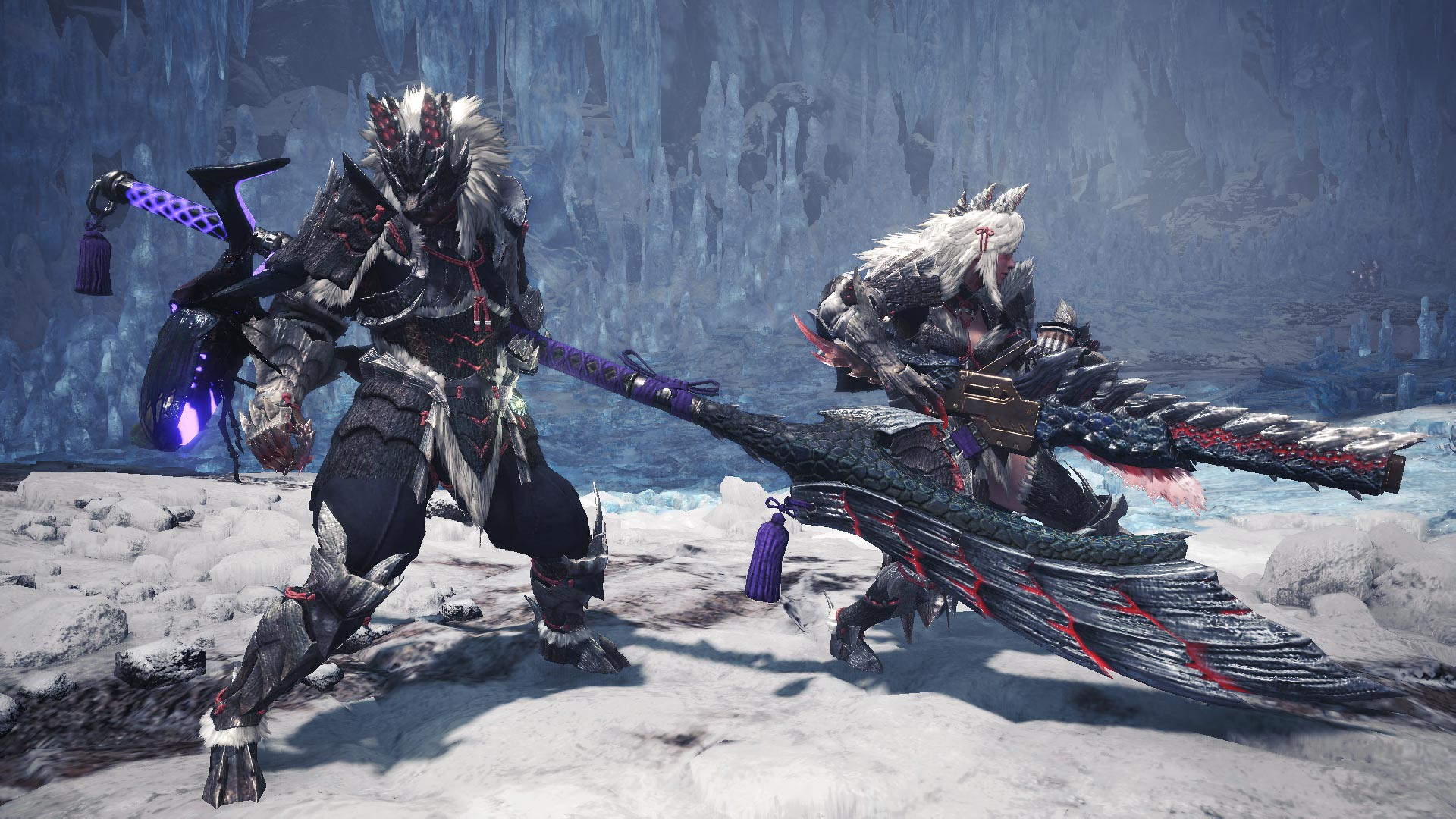 Monster Hunter World Iceborne Gets New Tundra Region Stygian