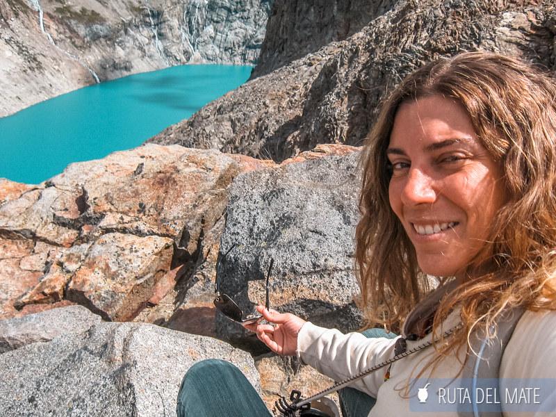 Laguna Sicua en El Chaltén