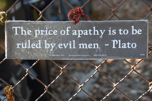 HFF The Price of Apathy