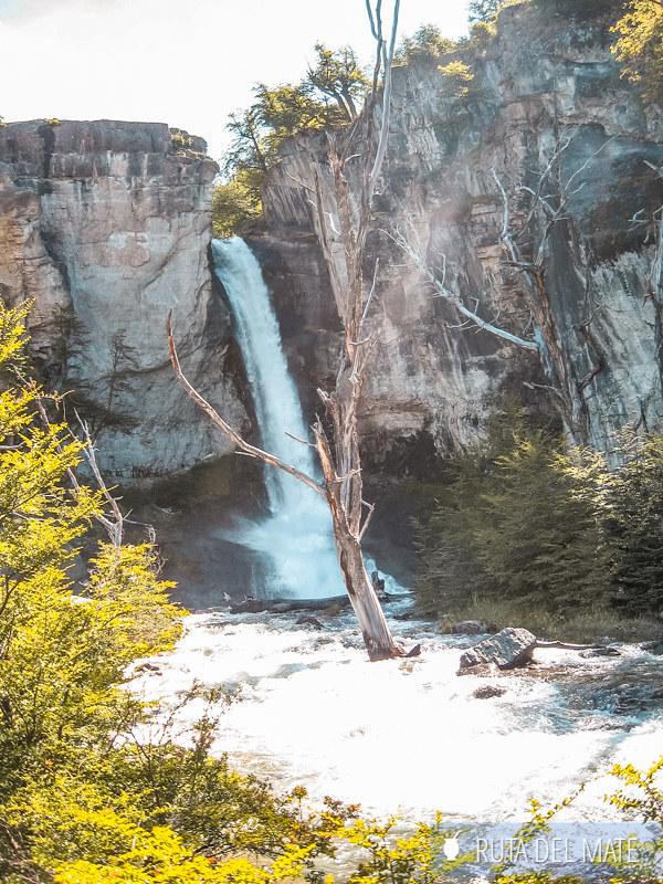 Chorrillo del Salto, uno de los trekkings de El Chaltén más sencillos