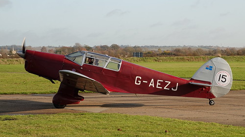 1640:G-AEZJ | by David Whitworth