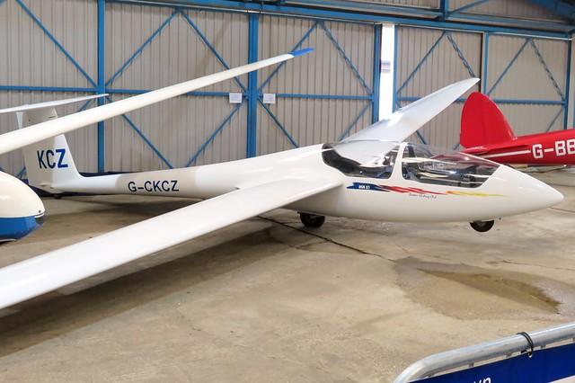 G-CKCZ AeroExpo Wycombe Air Park 15 June 2019