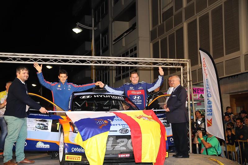 Rallye ORVECAME Isla de Lanzarote
