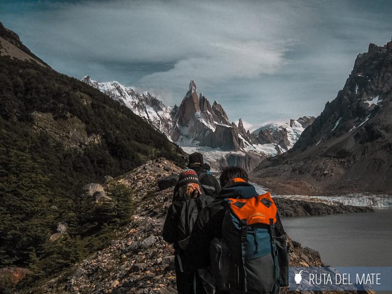 Trekking al Glaciar Torre