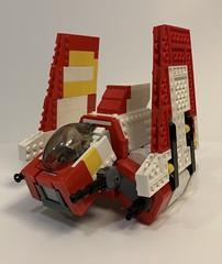 LEGO Star Wars the clone wars midi scale republic shuttle