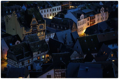 rooftopsandwindows rooftops windows bacharach germany evening lights light sony a6500 parchmankid jerry burchfield landscape ilce6500 ambiance ambience mood ambient ambiant moody atmosphere