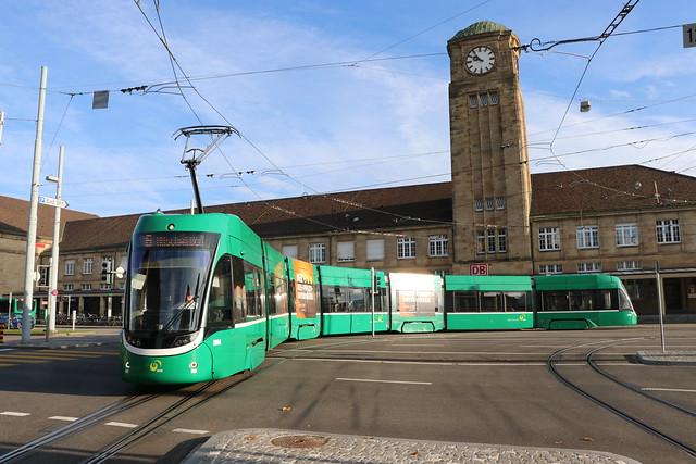 2019-11-24, Basel, Badischer Bahnhof
