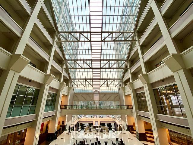 One Sterile Atrium