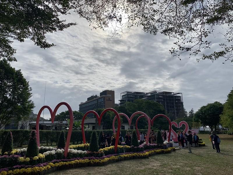 士林官邸菊展2019