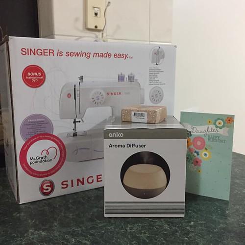 birthday presents for Julia