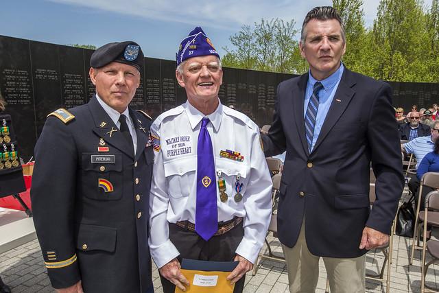 Vietnam Veterans Remembrance Day Ceremony