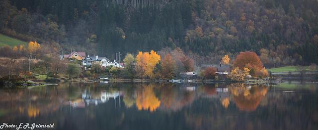 Autumn. Kalandsvatnet ( 4 )