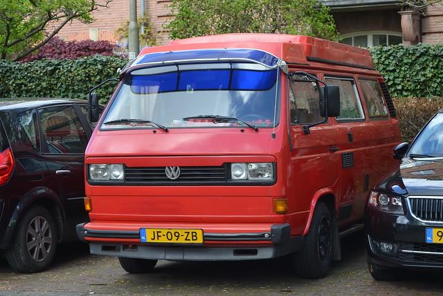 1982 Volkswagen T3 Camper JF-09-ZB
