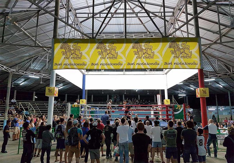 Kawila Boxing Stadium (Chiang Mai, Thailand) – Brochures, Info, Price & Travellers Reviews