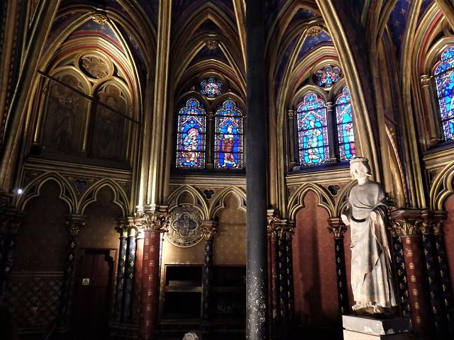 París - Sante Chapelle.