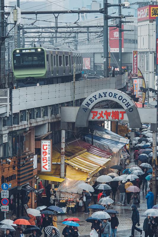 東京雨|Tokyo