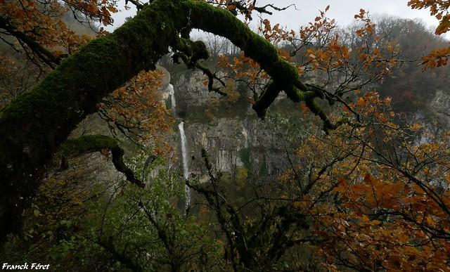Cascades De Gouaille - Salins - Jura