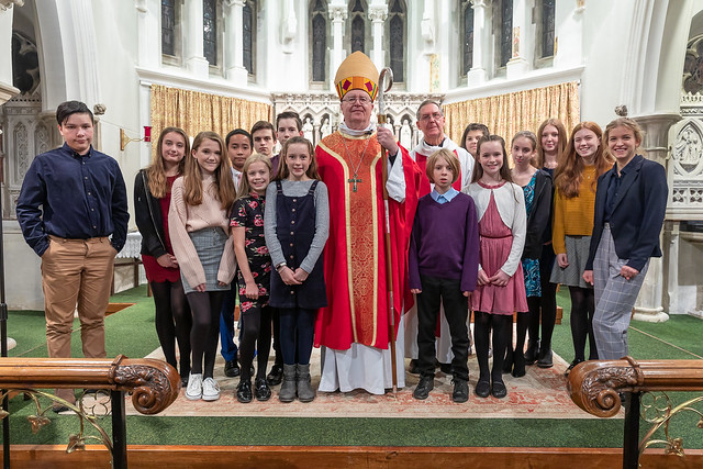 St Gregory's Confirmation s 2019