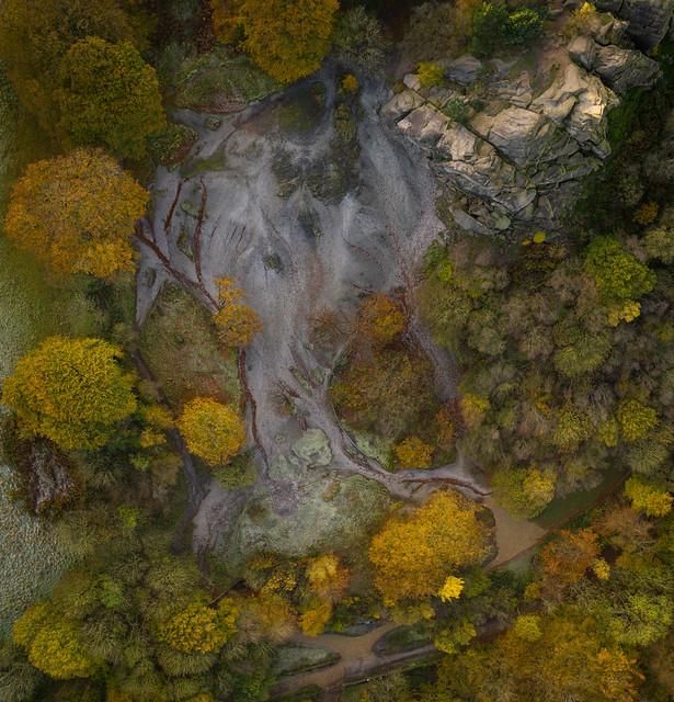 Black Rock Top Down - Explored
