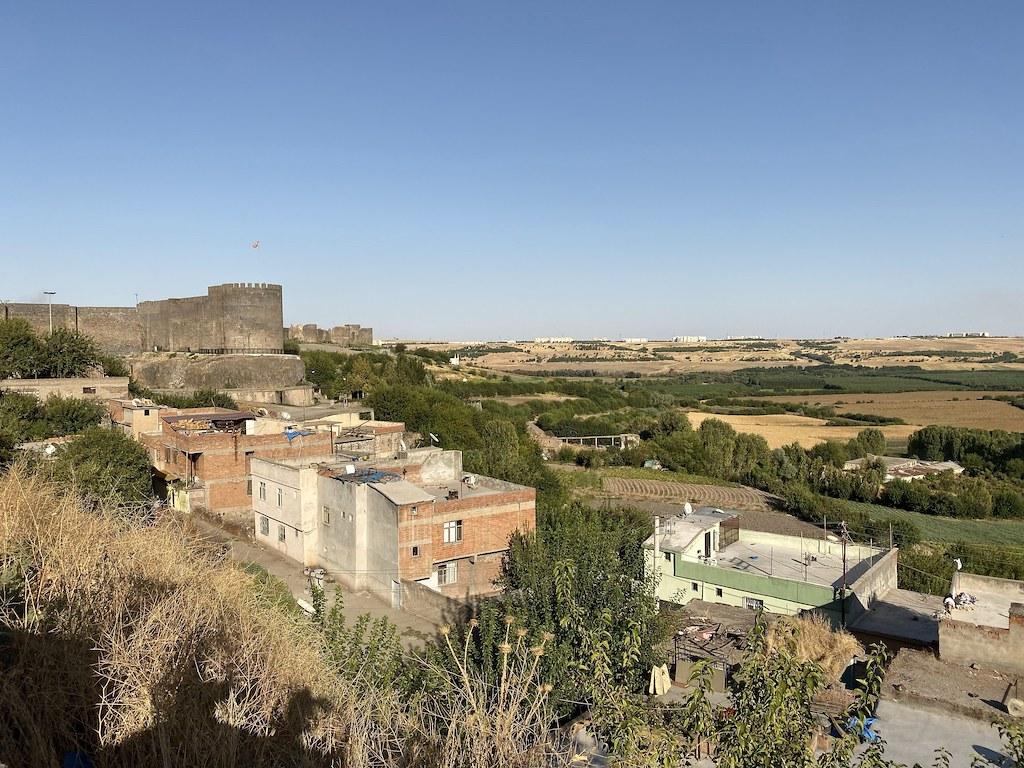 Diyarbakır kalesi
