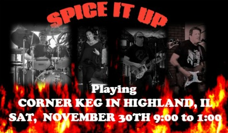Spice It Up 11-30-19
