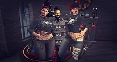 AMF Evil Christmas Sweater