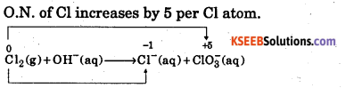 1st PUC Chemistry Question Bank Chapter 8 Redox Reactions - 111